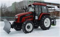 Трактор FOTON TD824