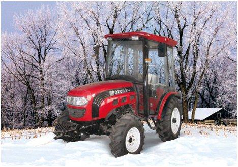 Трактор Foton Lovol FT254